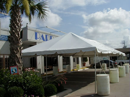 Houston Outdoor Tent Event Rentals