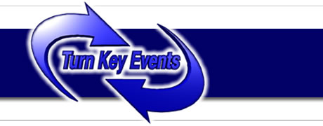 Turn Key Event Tent Rentals Logo in Houston